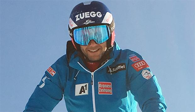 """Philipp Schörghofer im Skiweltcup.TV-Interview: """"Das große Ziel ist es, wieder in Sölden konkurrenzfähig am Start zu stehen!"""" (Foto:  Philipp Schörghofer / privat)"""