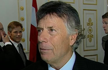 ÖSV-Präsident Peter Schröcksnadel im Interview
