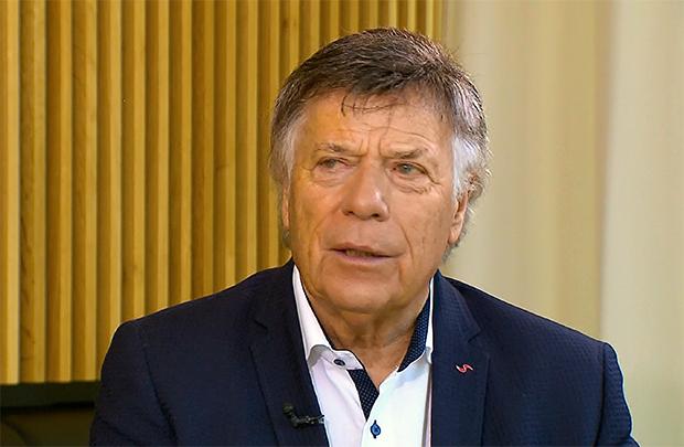 ÖSV-Präsident Prof. Peter Schröcksnadel bleibt im Amt