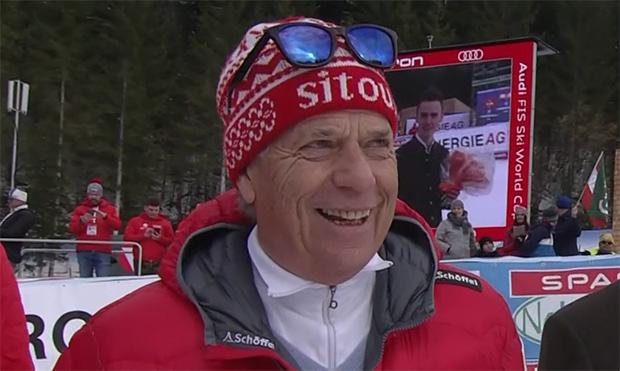 ÖSV-Boss Peter Schröcksnadel sagt der Schweiz den Kampf an