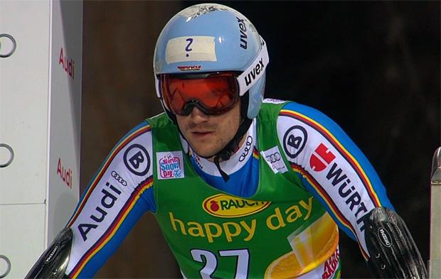 Dominik Schwaiger noch ohne Helmsponsor