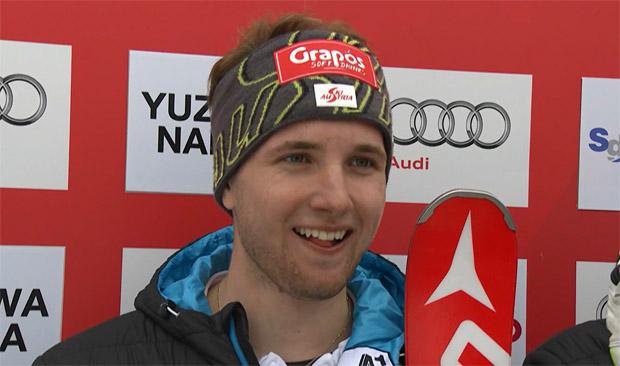 ÖSV NEWS: Marco Schwarz Dritter in Naeba-Slalom