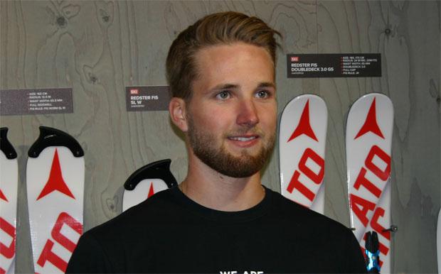 """Marco Schwarz im Skiweltcup.TV-Interview: """"Ich möchte an die letzte Saison anknüpfen"""" (Foto: Walter Schmid / Skiweltcup.TV)"""