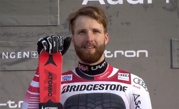 Marco Schwarz gewinnt Lauberhorn Kombination 2019