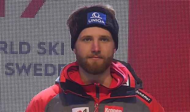 Bronzemedaille für Marco Schwarz in der WM-Kombination
