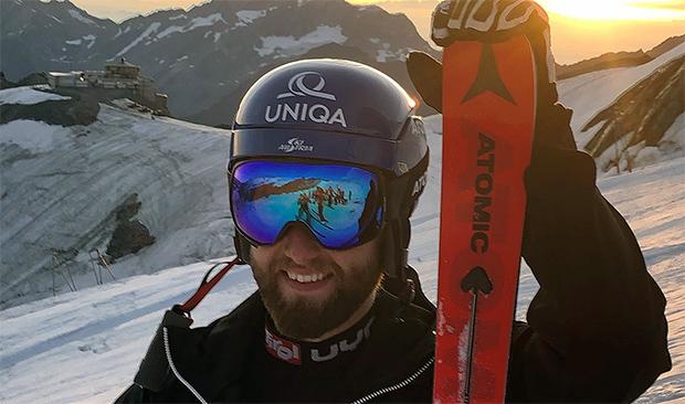 ÖSV News: Marco Schwarz feiert Schnee-Comeback in Saas Fee (© Foto ÖSV)