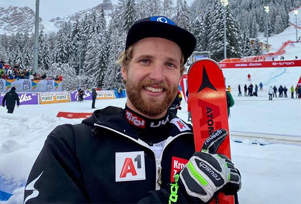 Marco Schwarz auf Platz 6 beim RTL in Alta Badia (Foto: © ÖSV)