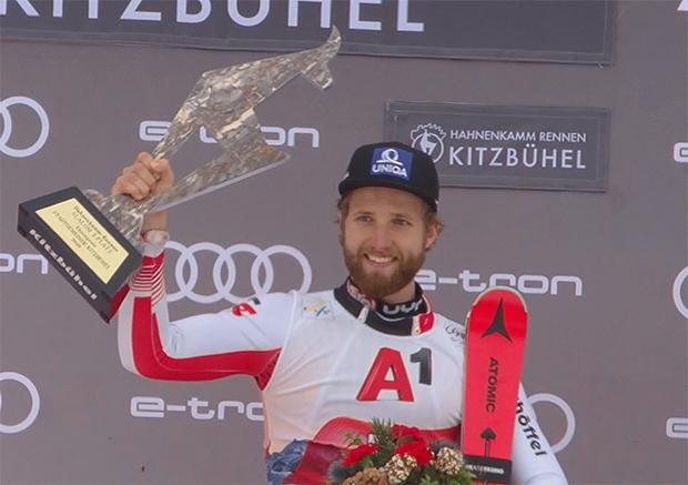 Marco Schwarz blickt optimistisch Richtung Ski Weltcup Saison 2020/21