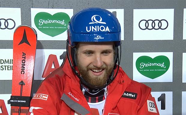 Viele Hoffnungen im ÖSV-Team ruhen auf Marco Schwarz