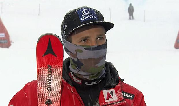 Marco Schwarz 14. In Santa Caterina