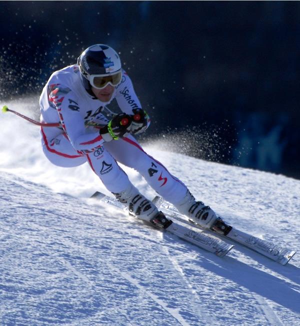 © ski.sarntal.com / Europacup Reinswald: Patrick Schweiger auf verkürzter Strecke am schnellsten