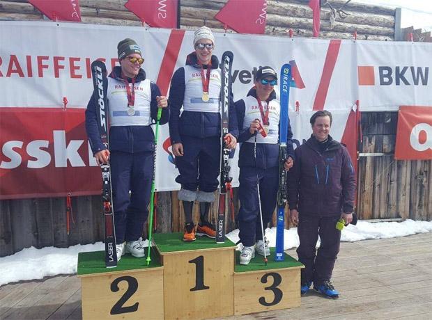 Marco Odermatt sicher sich auch Schweizer Super-G Titel (Foto: Swiss-Ski.ch)