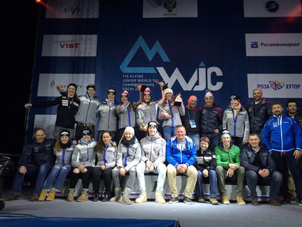 © swiss-ski.ch  / Schweizer Team überzeugt bei Junioren Weltmeisterschaften