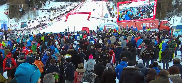 Der Zauberberg ruft - Riesentorlauf und Slalom am 28. und 29. Dezember