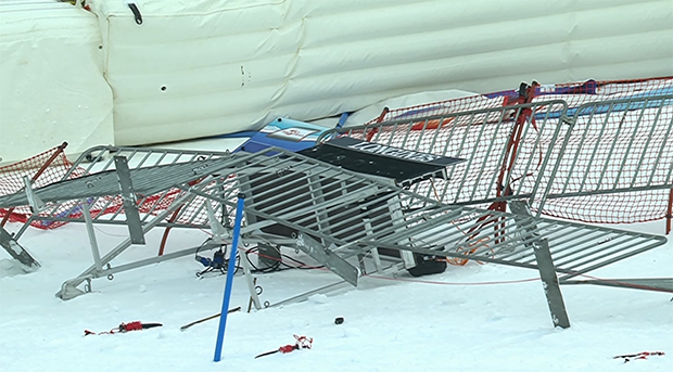 Riesenslalom am Semmering wegen Sturmböen abgesagt
