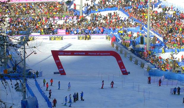 Sestriere will mit einer nachhaltigen Ski-WM 2029 überzeugen