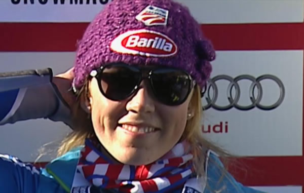 US-Skitalent Shiffrin setzt auf italienische Nudeln