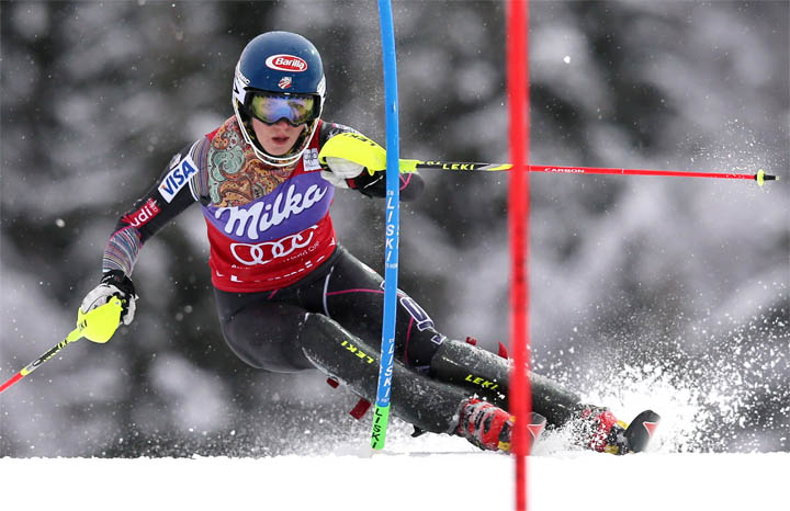 © Kraft Foods / Mikaela Shiffrin (USA)