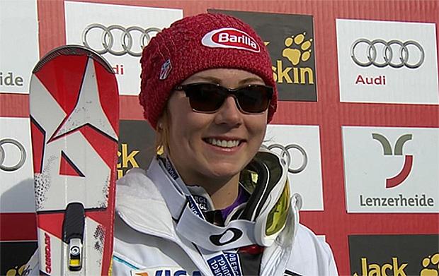 Mikaela Shiffrin (USA)