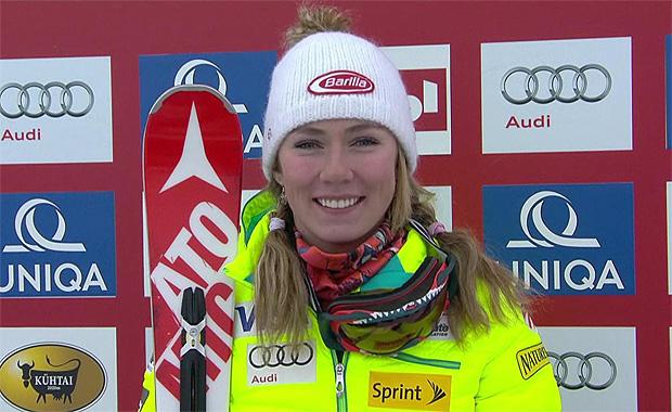 Mikaela Shiffrin träumt von fünf Goldmedaillen bei Olympia