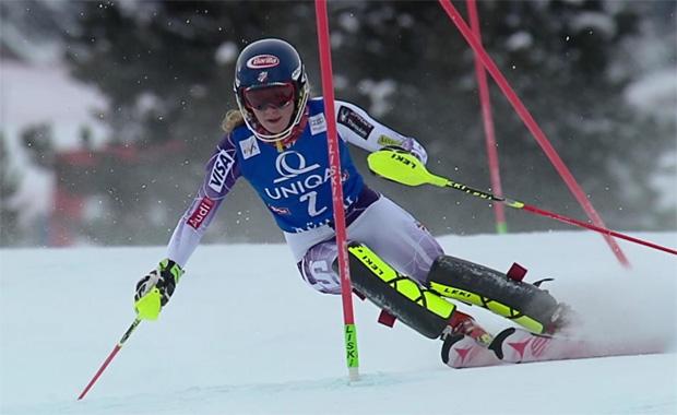 Mikaela Shiffrin gewinnt Slalom in Kühtai