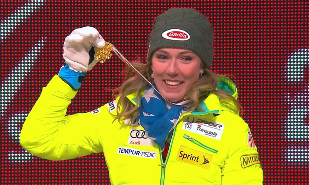 American dream: Mikaela Shiffrin holt Gold bei Heim-WM