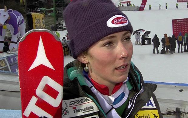 ÖSV NEWS: Slalomweltmeisterin Shiffrin gewinnt in Marburg