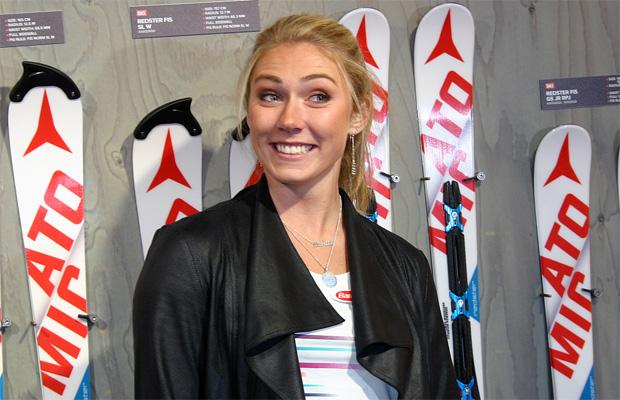 Wird Mikaela Shiffrin die Konkurrenz in Grund und Boden fahren? (Foto: Walter Schmid / Skiweltcup.TV)