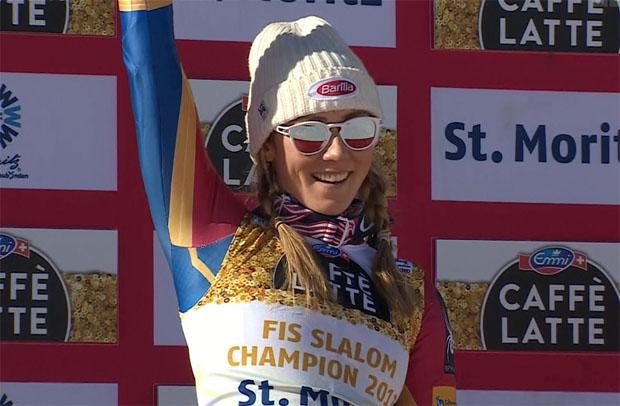 Ski WM 2017: Slalomweltmeisterin Mikaela Shiffrin im Portrait
