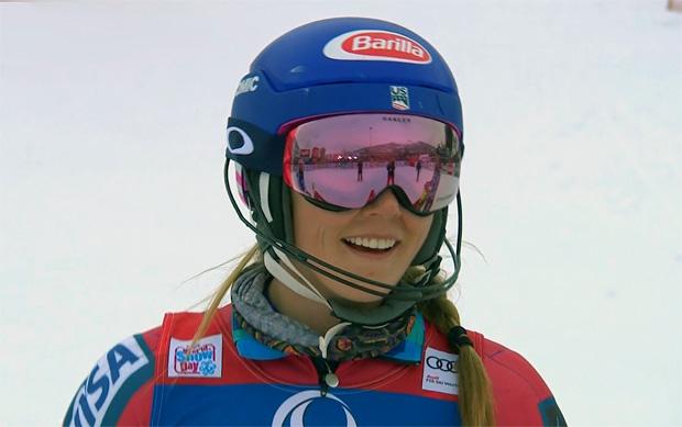 Mikaela Shiffrin feiert Premierensieg in Lienz