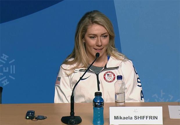 Mikaela Shiffrin verzichtet auf Start bei der Olympischen Abfahrt