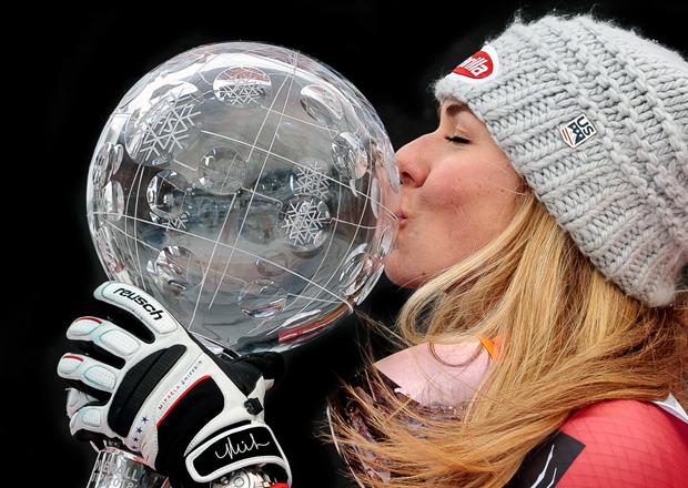 Reusch verlängert Vertrag mit US-Superstar Mikaela Shiffrin (Foto: © Reusch/ Spiess Foto Tirol Erich Spiess)