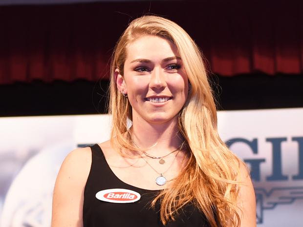 © Ch. Einecke (CEPIX) / Gesamtweltcupsiegerin Mikaela Shiffrin zu Gast beim FIS Forum Alpinium 2018 in Sölden