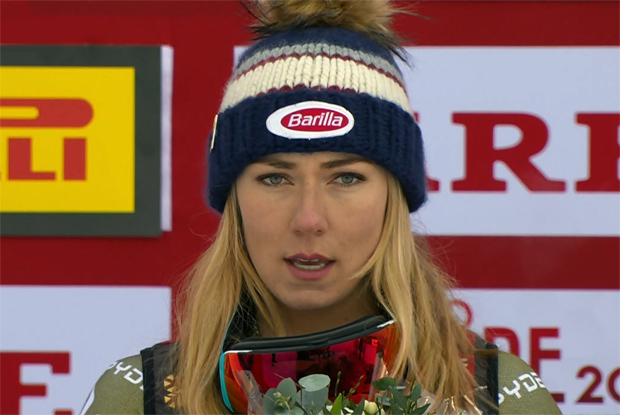 Mikaela Shiffrin geht nach Verzicht auf Abfahrt und Kombination in die Offensive