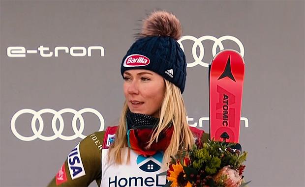 Mikaela Shiffrin verzichtet auf Start beim Parallelslalom in St. Moritz