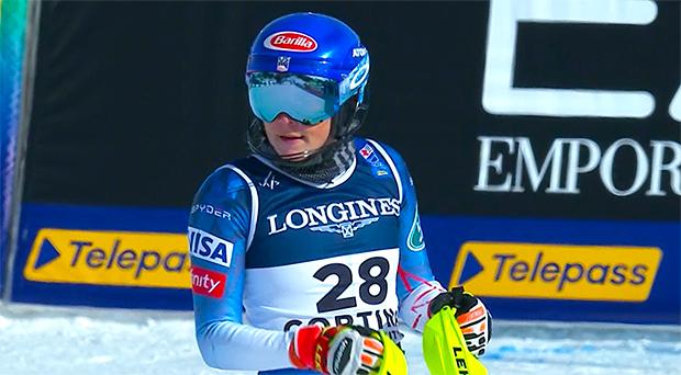 Mikaela Shiffrin darf in Peking nur vollgeimpft auf Medaillenjagd gehen