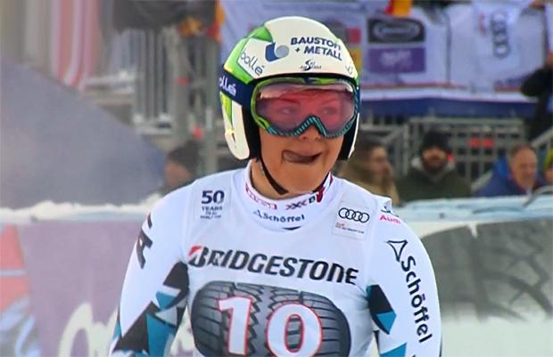 ÖSV NEWS: Siebenhofer knapp am Garmisch-Podest vorbei