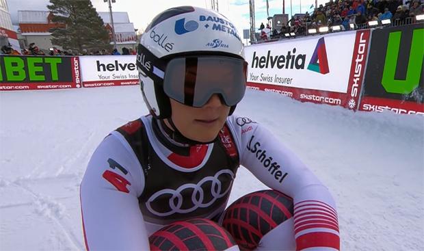 Ramona Siebenhofer wird im Skiweltcup wieder Gas geben