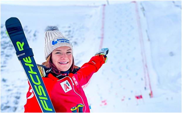 """Ramona Siebenhofer im Skiweltcup.TV-Interview: """"Es ist wichtig, auf das eigene Bauchgefühl zu hören!"""""""