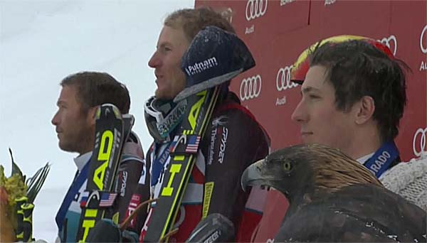 Riesenslalom Podium Beaver Creek 2013