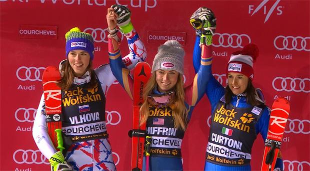 Im Finale siegte die US-Amerikanerin Mikaela Shiffrin vor der Slowakin Petra Vlhová; Dritte wurde die Italienerin Irene Curtoni.