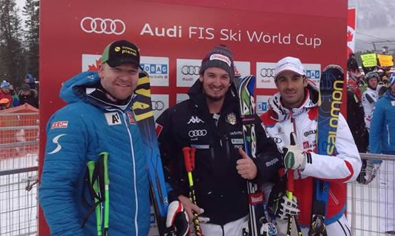 © facebook  /  FIS Alpine World Cup Tour