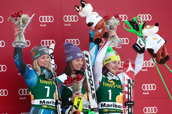 © Kraft Foods  /  Siegerbild Slalom 2013 Maribor