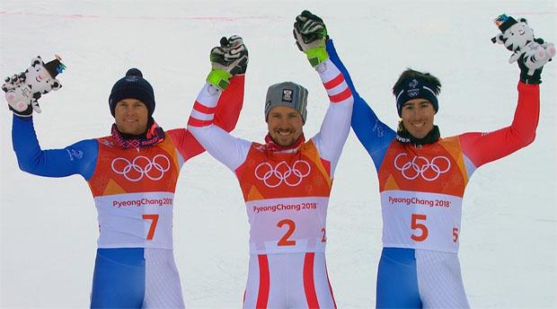 Chapeau! Ab sofort darf sich der sechsfache Gesamtweltcupsieger und österreichische Weltcup-Rekordsieger auch Olympiasieger nennen.