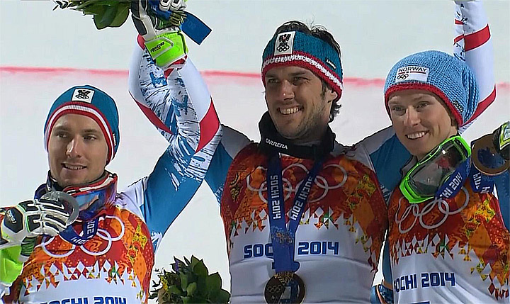 Hirscher, Matt, Kristoffersen