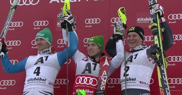 Kitzbühel Slalom 2013