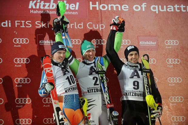 © hahnenkamm.com - Slalom-Siegerbild 2014