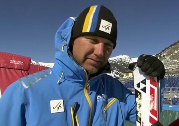 FIS Damen Alpindirektor Atle Skaardal