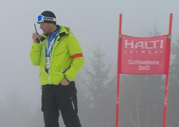 FIS Damen Renndirektor Atle Skårdal