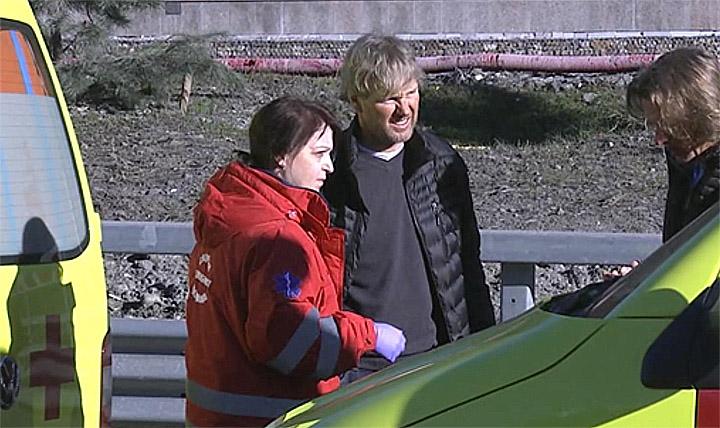 FIS Renndirektor Atle Skaardal (NOR)